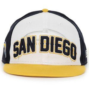 New Era San Diego Chargers Snapback Hat